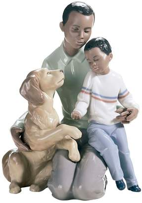Lladro A Moment To Remember Figurine