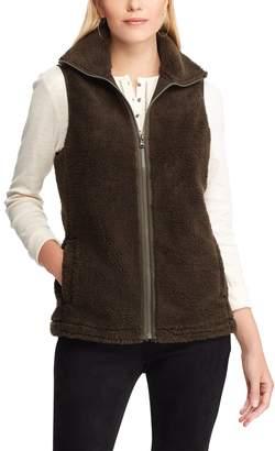 Chaps Women's Sherpa Vest