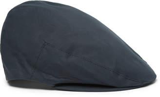 Lock & Co Hatters Water-Repellent Shell Flat Cap - Men - Blue