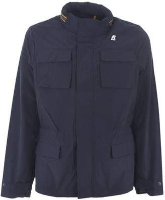 K-Way K Way Multi-pocket Jacket
