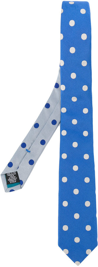 Paul Smith Paul Smith polka dot tie