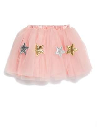 Popatu Star Applique Tutu Skirt