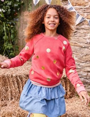 Boden Foil Spot Sweatshirt