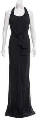 Valentino Silk Evening Dress w/ Tags