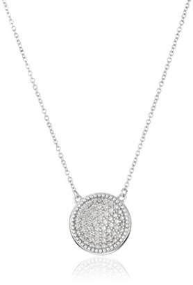 Swarovski Chamilia Luna Pendant with Zirconia Pendant Necklace
