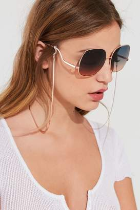 Urban Outfitters Foxy Lady Oversized Square Sunglasses