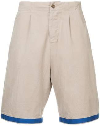 Kent & Curwen contrast trim shorts