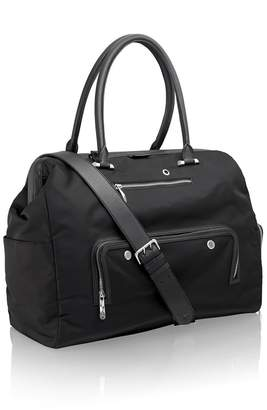 Amanda Wakeley Grace Black Gym Bag