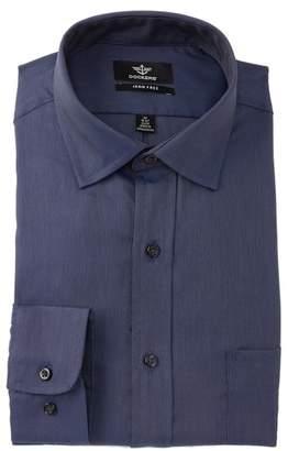 Dockers Non-Iron Textured Classic Fit Dress Shirt