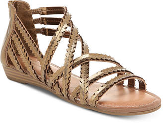 Carlos by Carlos Santana Tremor Detailed Dress Sandals