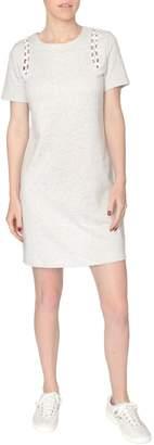 EVIDNT Shoulder Cutout Dress