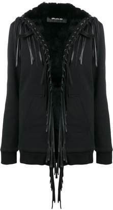 Barbara Bui fringe embellished loose jacket