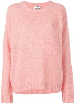 Acne Studios Samara crew neck sweater