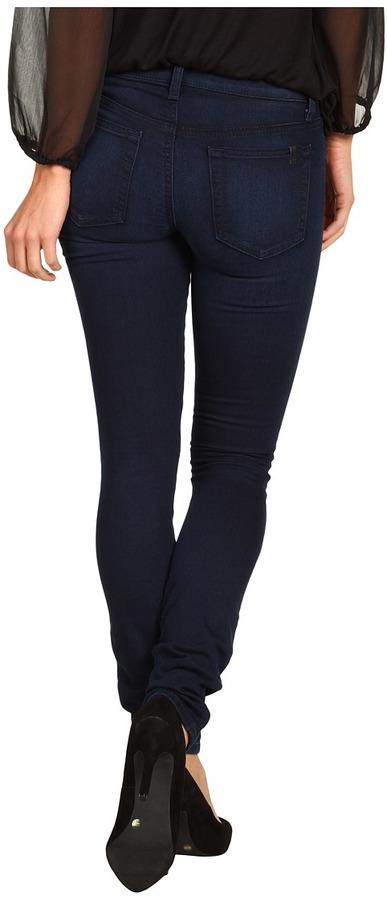 Joe's Jeans The Skinny Flannel Touch Jean in Debbie (Debbie) - Apparel