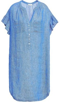 Joie Linen Mini Dress