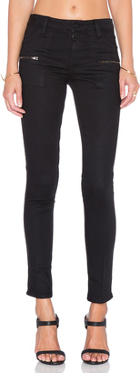 Sanctuary Slub Stretch Skinny Jean $119 thestylecure.com