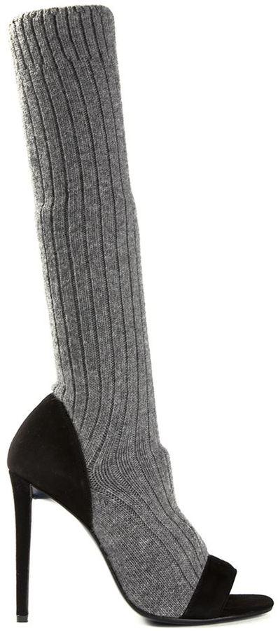 Vionnet 'Dorsay' sock sandals