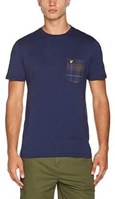 Lyle & Scott Men's Check Pocket T-Shirt
