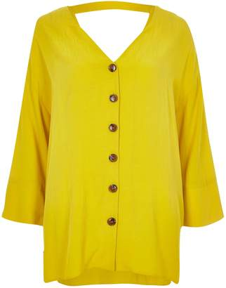 Next Womens River Island Long Sleeve Blouse