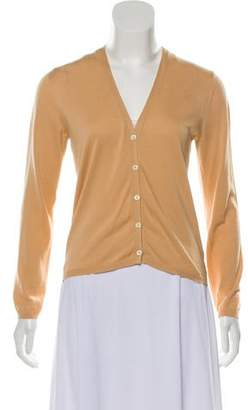 Malo Knit Cashmere Cardigan