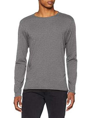 Replay Men's M3592 .000.2660 Long Sleeve Top, (White 1)