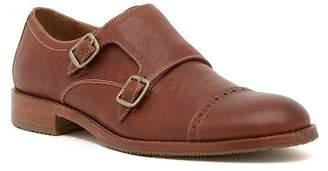 Trask Lathan Monk Strap Shoe