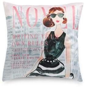 Kate Spade Write Your Own Rules Pillow