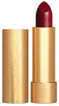 Gucci 506 Louisa Red Rouge a Levres Satin Lipstick