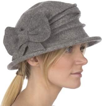 Loren Sakkas 505WSS Bow Wool Hat