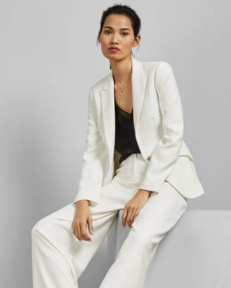 Ted Baker DARLIN Ivory tailored jacket