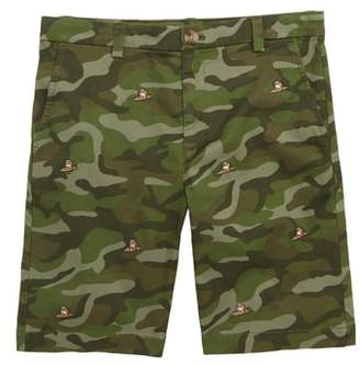 Vineyard Vines Stretch Breaker Whale Embroidered Shorts