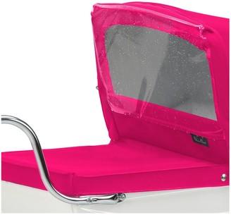 Silver Cross Dolls Pram Rainshield - Very Pink Exclusive