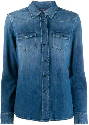 Jacob Cohen relaxed-fit denim shirt