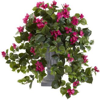 Bougainvillea Nearly Natural Arrangement in Urn Flower