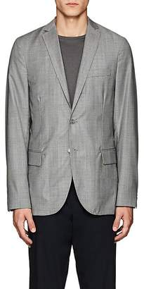 Officine Generale MEN'S PLAID WOOL-CASHMERE TWO-BUTTON SPORTCOAT