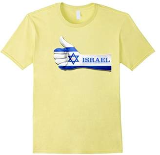 Israel thumbs up shirt