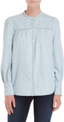 Joie Aubrielle Chambray Shirt