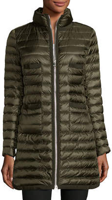 Moncler Bogue Puffer Jacket $1,095 thestylecure.com