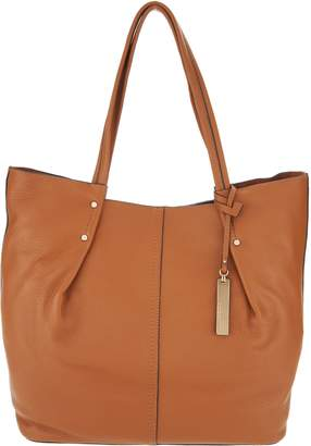 Vince Camuto Leather Tote Bag - Juni