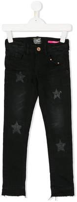 Vingino star print denim jeans