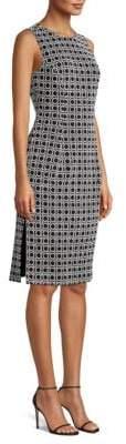 Prabal Gurung Eyelet Lace Sheath Dress