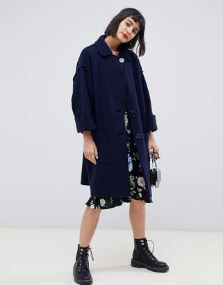 Max & Co. oversized wool coat