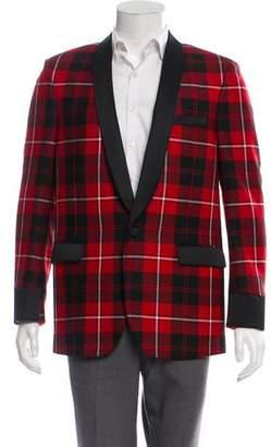 Saint Laurent 2014 Wool Tuxedo Jacket