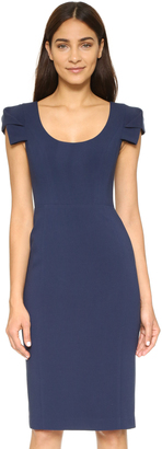 Black Halo Amelie Sheath Dress $345 thestylecure.com
