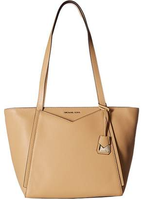 MICHAEL Michael Kors Whitney Small Top Zip Tote Tote Handbags