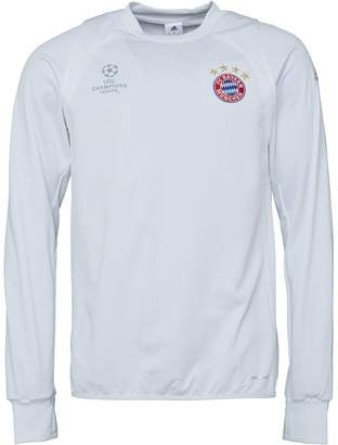 6fb0ff128 adidas Mens FC Bayern Munich UCL Training Top White Collegiate Burgundy