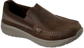 Skechers Mens Harsen Slip-On Shoes Slip-on