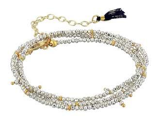 Shashi Rasheeda Wrap Bracelet Bracelet