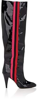Ballin Alchimia Di Women's Scorpi Patent Leather Knee Boots