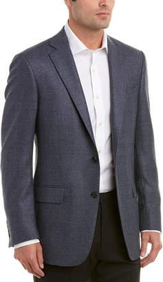 Hart Schaffner Marx Chicago Fit Wool-Blend Sport Coat